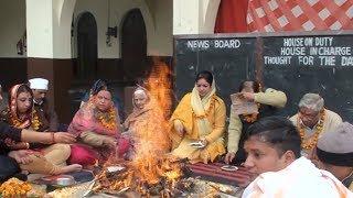 जठेरे सती माता की समाधि पर चोपड़ा बिरादरी की तरफ से मेले का आयोजन