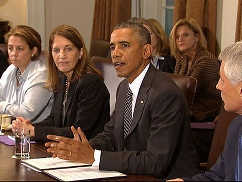 Obama Cancels Trip, Summons Cabinet on Ebola News Video