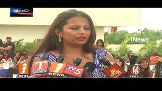 Different Ramp Walk Fashion Show Conducted In Hyderabad | iNews