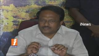Minister Lakshma Reddy Sudden Inspection On Gandhi Hospital | Checks OP And IP | Hyderabad | iNews