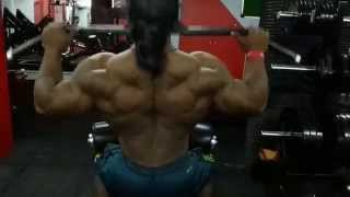 lat pull downs for huge back by sangram chougule