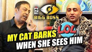 Vindu Dara Singh Hilarious Reaction On Akash Dadlani   Bigg Boss 11