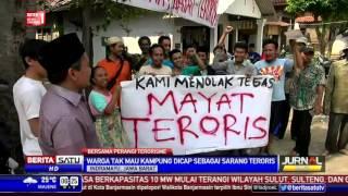 Warga Indramayu Tolak Jenazah Teroris Bom Thamrin