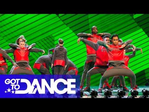 IMD | Kimberly's Live Show | Got To Dance 2014