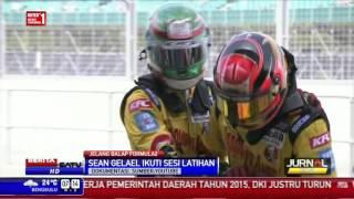 Libur Balapan, Sean Gelael Berlatih di Sepang
