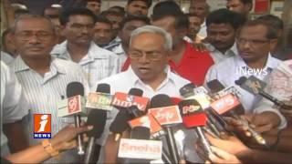 No Development in Kadapa   TDP Negligences   CPM Maha Dharna   iNews