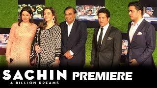 Mukesh Ambani & Nita Ambani At Sachin A Billion Dreams GRAND PREMIERE