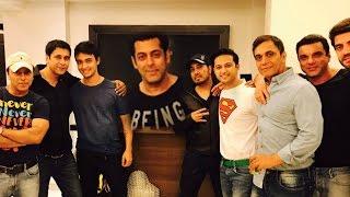 Salman Khan CELEBRATES Brother Sohail Khan's Birthday