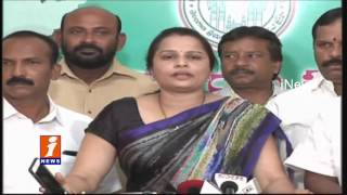 Union Employees Meets Minister Laxma Reddy On Health Cards | iNews