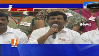 Janasena Media Incharge hariprasad Press Meet On Pawan kalyan Tour In Telugu States | iNews