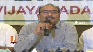 AP Credai Fires On Cement Factories Due To Cement crisis | Vijayawada  | iNews