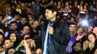 Full Speech: Kanhaiya Kumar, Out On Bail, Speaks Of 'Azadi' On JNU Campus