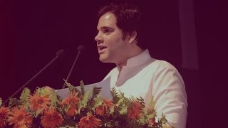WATCH- Varun Gandhi talking about Pt. Jawaharlal Nehru at the Lucknow Youth Conclave
