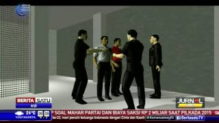 Kronologi Penangkapan I Putu Sudiartana oleh KPK