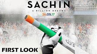 Sachin - A Billion Dreams FIRST LOOk Out | Sachin Tendulkar Biopic