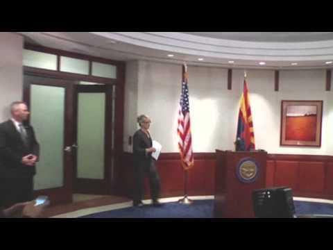 Arizona Gov. Jan Brewer Won't Seek Third Term News Video