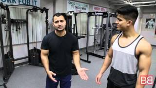 BBRT #6- Complete LEG/QUADS Workout to do @ HOME or GYM! (Hindi / Punjabi)