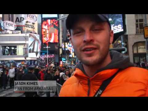 Excitement High for Super Bowl Fans in N.Y. News Video