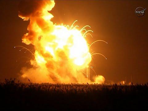 Rocket Explosion Under Investigation News Video