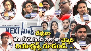 Next Nuvve Public Talk | Public Response | Review |Aadi | Vaibhavi | Top Telugu Tv next nuvve movie