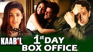 Hrithik's KAABIL - 1st DAY BOX OFFICE COLLECTION - OUTSTANDING