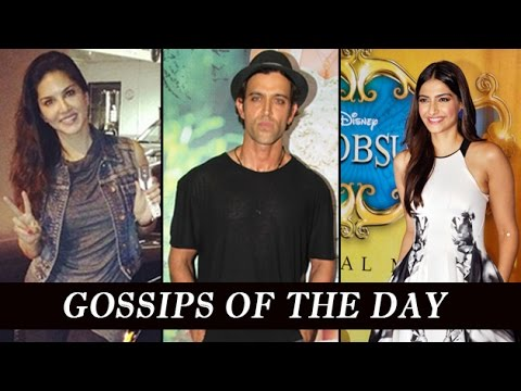 Fawad Khan Said NO To Kiss Sonam In Khoobsurat | Top 5 Gossips Of The Day