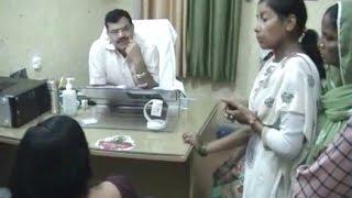 स्वास्थ्य विभाग की दबंगगिरी,  अपने फायदे के लिए किया गर्भवती महिला का इस्तेमाल