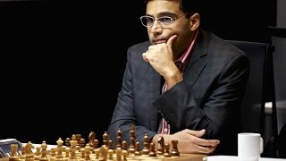 Viswanathan Anand beats Sergey Karjakin to Take Joint Lead at Candidates Chess Sports News Video