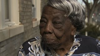 106-Year-Old Gets Dream Meeting with President