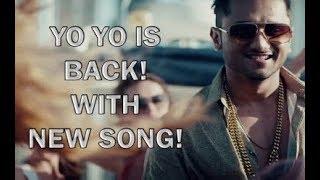 Yo Yo Honey Singh Chhote Chhote Peg new song relese