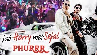 Shahrukh-Anushka To Launch PHURRR Song At Play Boy Night Club In Delhi - Jab Harry Met Sejal
