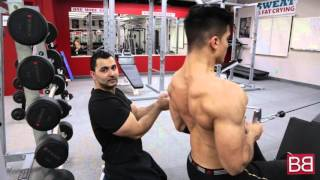 How to- Do Seated Rows for THICK BACK MUSCLES! (Hindi / Punjabi)