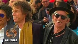 Rolling Stones launch 'Exhibitionism' show in London - News Video