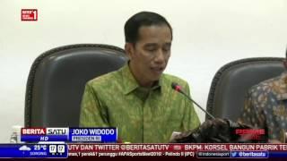 Jokowi Minta Penanganan Luar Biasa Kejahatan Seksual