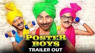 Poster Boys Trailer OUT | Sunny Deol | Bobby Deol | Shreyas Talpade