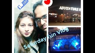My Saturday Vlog at Adventure Island | funny vlog | JSuper Kaur