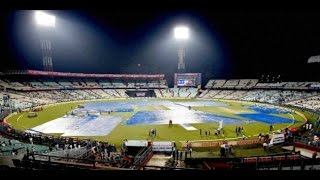 Kolkata rain plays havoc on World T20 India-Pakistan match