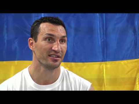 Ukraine Issues Weigh Heavy on Heavyweight Champ News Video