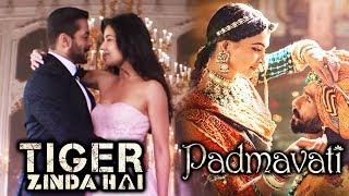 Why No Romance In Tiger Zinda Hai Trailer, Padmavati And Tiger Zinda Hai Will Create Thunder