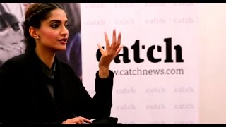 Neerja Movie - An exclusive interview with Sonam Kapoor on the eve of Neerja the movie's release