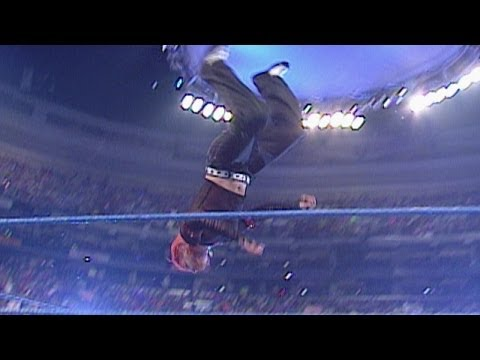 Triple H vs. Jeff Hardy - Intercontinental Championship - SmackDown, April 12, 2001 - WWE Wrestling Video