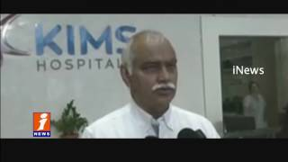 Brain Dead Person Dinesh Reddy Organs Reached To KIMS Hospital | Nellore | iNews
