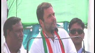 जब पीएम को डर लगता है तो नफरत फैलाना शुरू करते हैं- राहुल गांधी