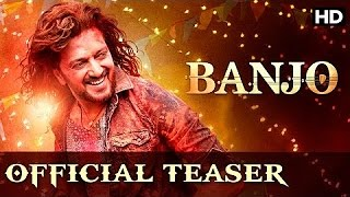 Banjo TEASER Is Out | Riteish Deshmukh, Nargis Fakhri