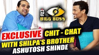 Shilpa Shinde's Brother Ashutosh Shinde LIVE CHAT | Shilpa Shinde's Journey | Bigg Boss 11