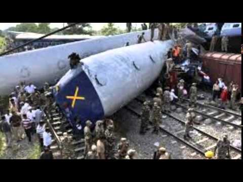 TRAIN derails in northern India, KILLING at least 23 PEOPLE | BREAKING NEWS - 27 MAY 2014 News Video