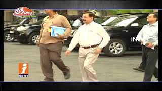Secret Behind Telangana Govt Serious On IAS Officers In Telangana? | Loguttu | iNews
