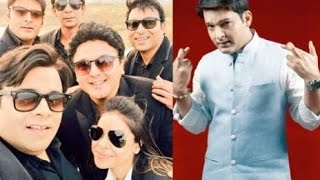 kapil sharma with his new show comedy style with kapil on sony television #Vscoop