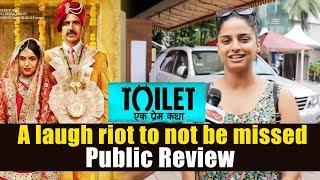 Itna Hasaya Itna Hasaya - Toilet Ek Prem Katha Public Review - Akshay Kumar