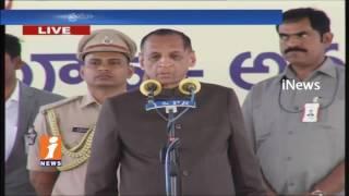 Venkata Sujay Krishna Ranga Rao Takes oath as AP Minister   Amravati   Andhra Pradesh   iNews